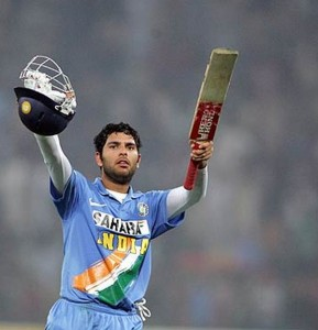 Yuvraj singh out of 1st ODI between India and Sri Lanka